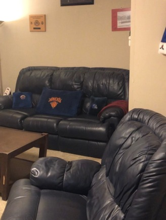 Before: Man Cave